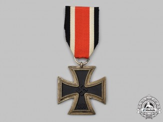 Germany, Wehrmacht. A 1939 Iron Cross II Class, by Rudolf Souval