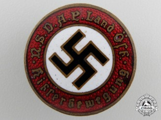 An Early Austrian NSDAP Badge