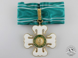 A Brazilian Order of Military Merit; Commander