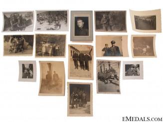 15 Small photos - Domobrani