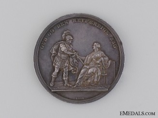 1801 Danish Defence of Copenhagen Medal