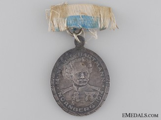 1814-1914 Fourteenth Infantry Regiment (Nürnberg) Medal