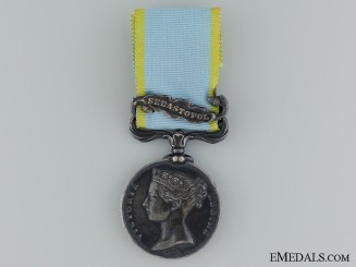 1854-56 Crimea Medal to Adam Davidson