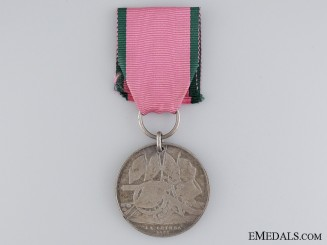 1855 Turkish Crimea Medal; Unnamed