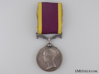 1857-1860 Second China War Medal; Unnamed