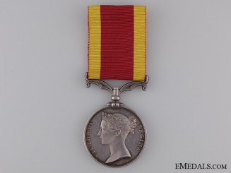 1857-60 Second China War Medal