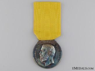 1868-1907 Baden Silver Merit Medal