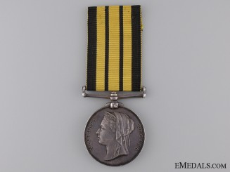 1874 Ashantee Medal to West African Frontier Force