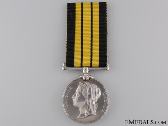 1874 Ashantee Medal to the Royal Marines