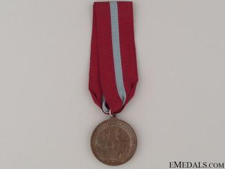 1889 Maria Luisa Commemorative Medal