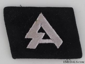 18th Freiwilligen P.G. Div. Horst Wessel Tab