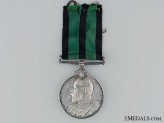 1900 Ashanti Medal to the West African Regiment