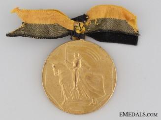 1908 Kaiser Jubilee Ladies Pageant Medal