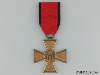 1913 Serbo-Bulgarian War Medal