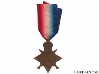 1914-15 Star - Royal Sussex Regiment
