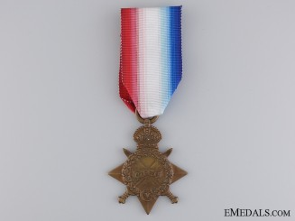 1914-15 Star to the Royal Engineers