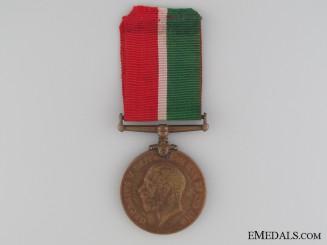 1914-1918 Mercantile Marine War Medal