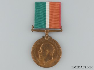 1914-1918 Mercantile Marine War Medal to Thomas J. Rowlands