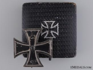 1914 Iron Cross First Class; Marked 800