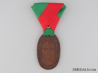1914 War Medal for Hungarian Volunteers