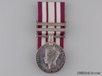 1915-62  Naval General Service Medal