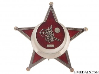 1915 Campaign Star (Iron Crescent 1915)