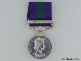 1918-62 General Service Medal