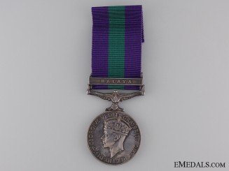 1918-62 General Service Medal to the Royal Army Ordnance Corps