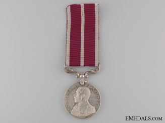 A 1918 Royal Naval Meritorious Service Medal