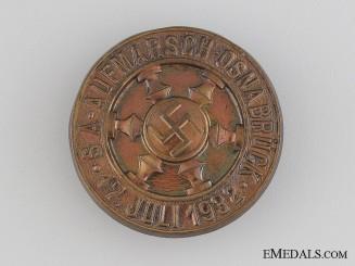 1932 SA Deployment in Osnabrück Tinnie