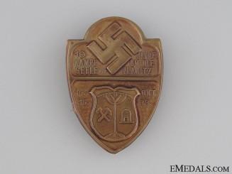 1933 Kampf Seele Jahre Um Die Planitz Tinnie