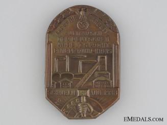1933 NSBO Honour the Worker Tinnie