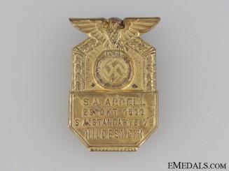 1933 SA Appell Tinnie