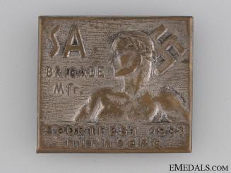 1933 SA Sportsfest Tinnie