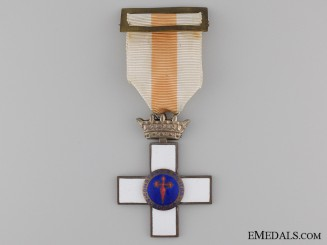 1936-1975 Spanish Cross for Military Constancy; Franco Era