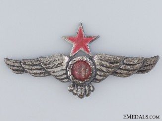 1936 Spanish Civil War Republican Air Force Pilot's Wing