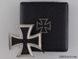 A Mint 1939 First Class Iron Cross by B. H. Mayer
