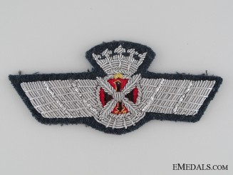 1940's Spainish Air Force Pilot/Observer Badge