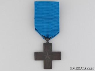 1942 Cross for Military Valour
