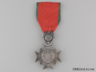 1944 Brazilian Combatant's Cross; 2nd Class