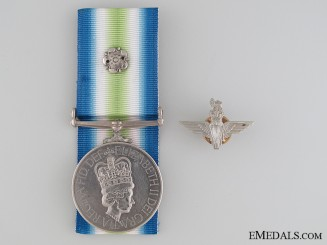 1982 South Atlantic Medal to the Parachute Regiment