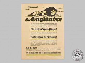 Germany, Imperial. A War Bond Propaganda Poster
