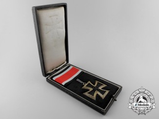 A Knights Cross of the Iron Cross 1939 by C.E. Juncker; Lazy 2 Version