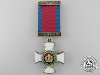 An Victorian Distinguished Service Order