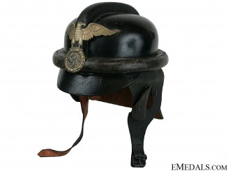 1st Pattern NSKK Crash Helmet