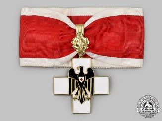 Germany, DRK. A Cross of Honour of the German Red Cross, I Class