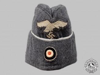 Germany, Luftwaffe. An Officer's Overseas Cap