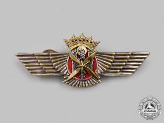 Spain, Francoist Era. A Spanish Condor Legion Pilot/Observer Badge