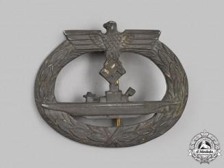 Germany, Kriegsmarine. A U-Boat War Badge