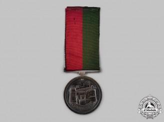 United Kingdom. A Ghuznee Medal 1839